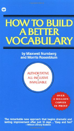 9780446315067: How to Build a Better Vocabulary