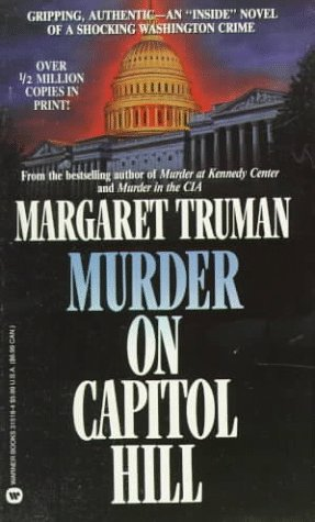 9780446315180: Murder on Capitol Hill