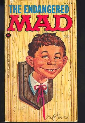 The Endangered Mad (0446320757) by MAD Magazine