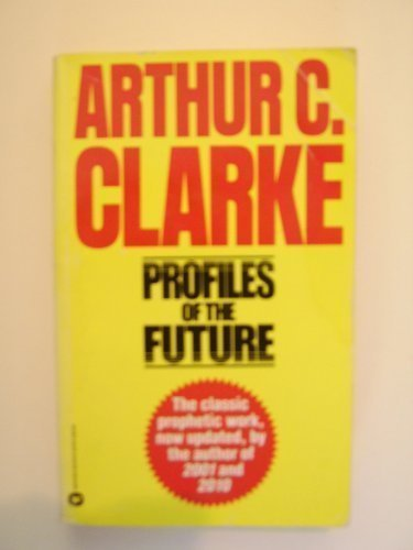 9780446321075: Profiles of the Future