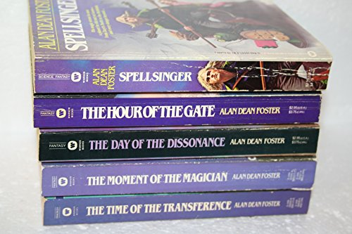 9780446321334: Spellsinger #03 The Day of the Dissonance