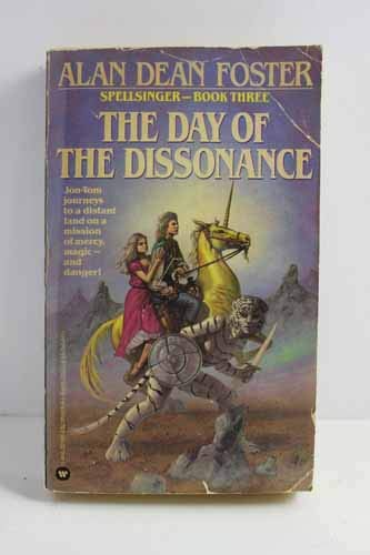 Spellsinger - Book Three The Day of The Dissonance