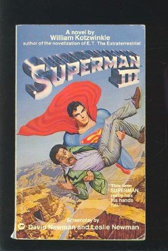 9780446321990: Superman III