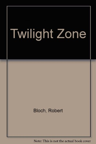 9780446322003: Twilight Zone