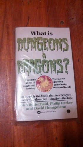 9780446322126: What Is Dungeons and Dragons?