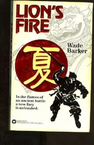 9780446323925: Lion's Fire: The Year of the Ninja Master : Summer