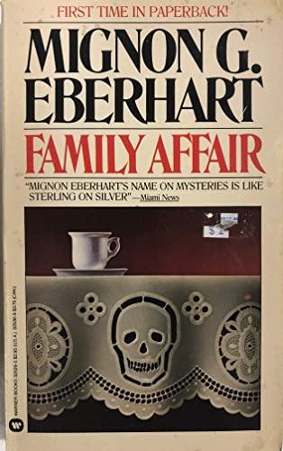 9780446325295: Family Affair