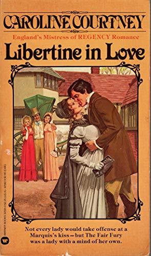 Libertine in Love (0446325910) by Courtney, Caroline