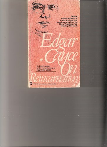 9780446326179: Edgar Cayce on Reincarnation