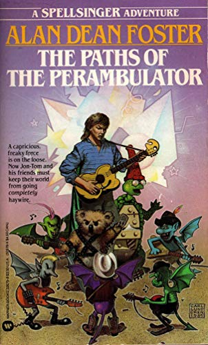 9780446326797: The Paths of the Perambulator