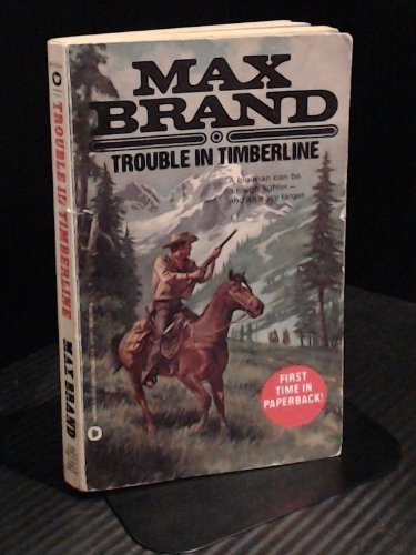 9780446326902: Trouble in Timberline