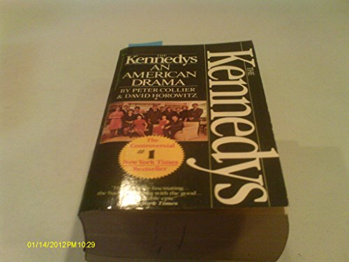 9780446327022: The Kennedys An American Drama
