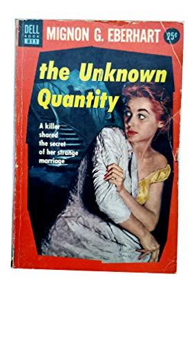 9780446327350: The Unknown Quantity