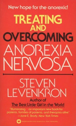 9780446327435: Treating and Overcoming Anorexia