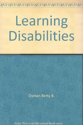 9780446327862: Learning Disabilities