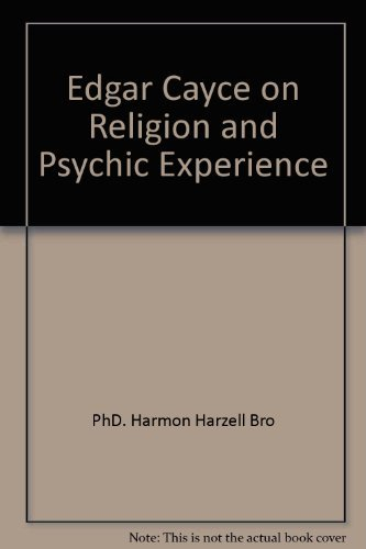 9780446327916: Edgar Cayce on Religion and Psychic Experience