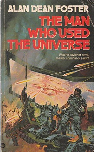9780446328197: The Man Who Used the Universe