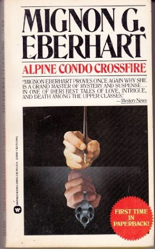 9780446328555: Alpine Condo Crossfire