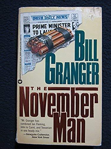 9780446328760: November Man