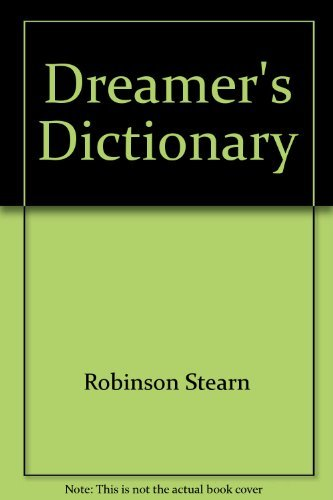 9780446329446: The Dreamer's Dictionary