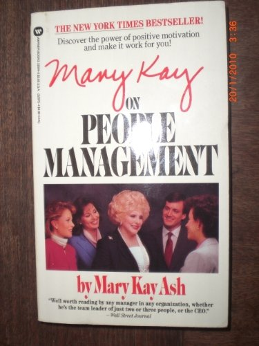 9780446329743: Mary Kay on People Management
