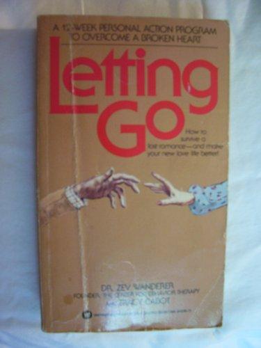 Letting Go: Zev Wanderer, Tracy