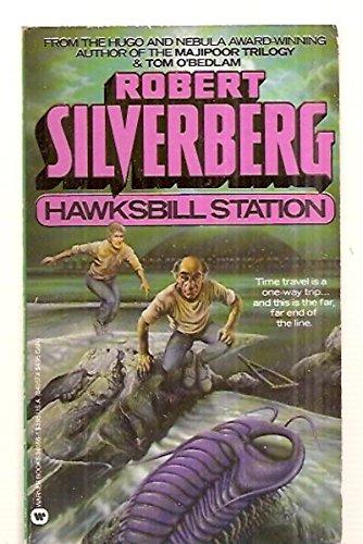 9780446340564: Hawksbill Station