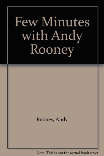 9780446342063: Few Minutes with Andy Rooney