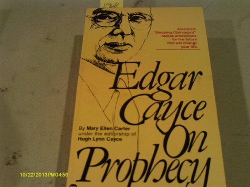 9780446342230: Edgar Cayce on Prophecy