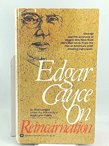9780446342292: EDGAR CAYCE ON REINCARNATION