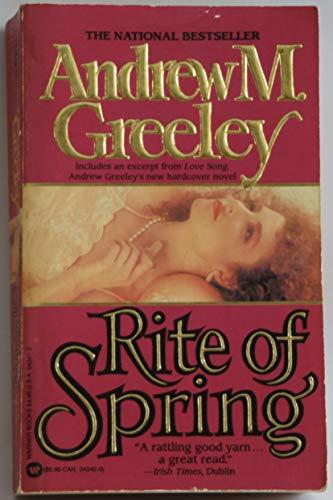 9780446343411: Rite of Spring