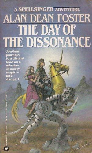 9780446343633: The Day of the Dissonance (Spellsinger Book 3)