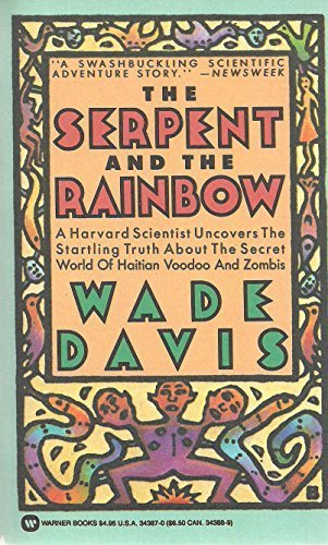 9780446343879: The Serpent and the Rainbow