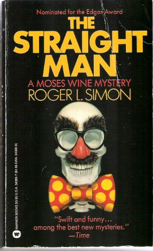 9780446343893: Straight Man: A Moses Wine Mystery