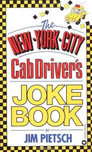 9780446344876: The New York City Cab Driver's Joke Book