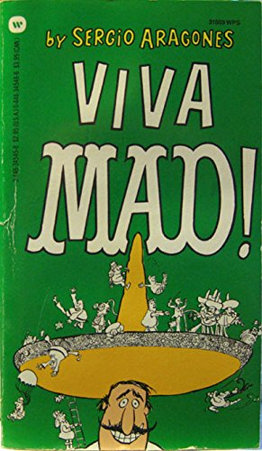 Viva Mad! (0446345458) by Sergio Aragones