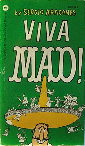 Viva Mad! (9780446345453) by Aragones, Sergio