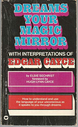 9780446345996: Dreams, your magic mirror, (Warner paperback library)