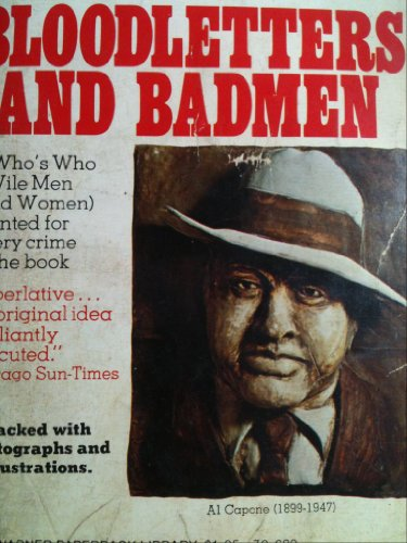 9780446346368: Bloodletters and Bad Men. Book 2. Butch Cassidy to Al Capone.