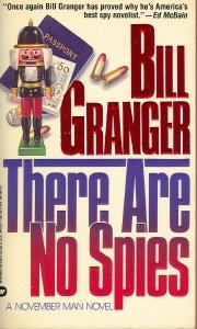 There Are No Spies (0446347051) by Bill Granger