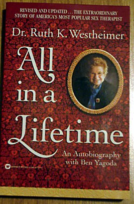 9780446347747: All in a Lifetime: An Autobiography