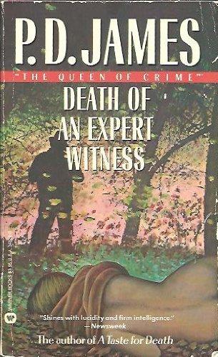 9780446348263: Death of an Expert Witness (Adam Dalgliesh Mystery Series #6)