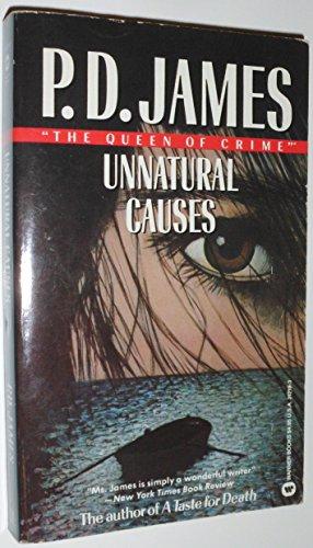 9780446348317: Unnatural Causes (Adam Dalgliesh Mystery Series #3)