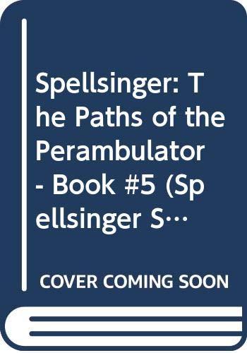 9780446349567: Paths of the Perambulator (Spellsinger Series Book 5)
