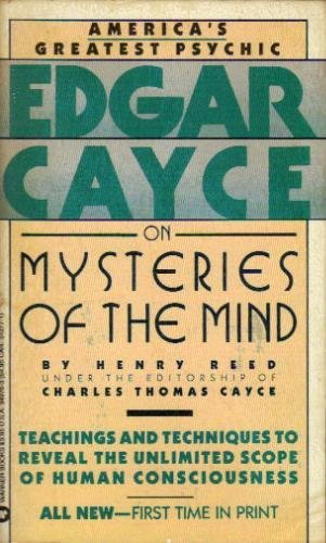 9780446349765: Edgar Cayce on Mysteries of the Mind