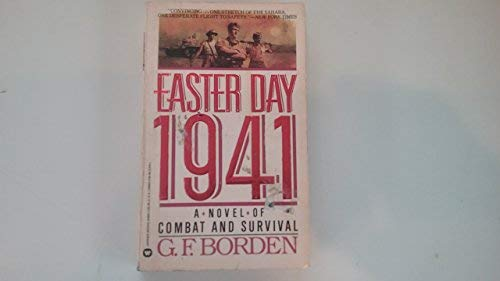 9780446349925: Easter Day, 1941