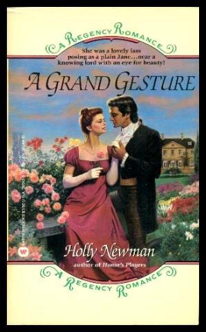 9780446350433: A Grand Gesture: A Regency Romance