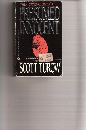 9780446350983: Presumed Innocent Edition: Reprint