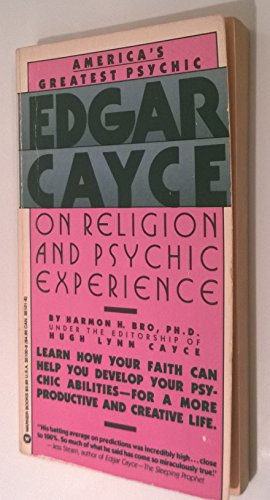 9780446351003: Edgar Cayce on Religion and Psychic Experience