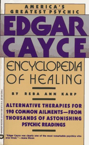 9780446351041: Edgar Cayce Encyclopedia of Healing